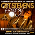 Extra Yusuf/Cat Stevens Cape Town Concert Announced