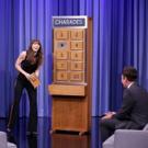 VIDEO: Jessica Biel, Matt Bomer & Kelsea Ballerini Play Charades on TONIGHT SHOW