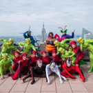 Photo Flash: Colorful Insects of Cirque's OVO Visit Top of the Rock