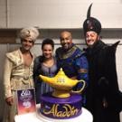 Disney's ALADDIN North American Tour Celebrates 100 Performances in Chicago