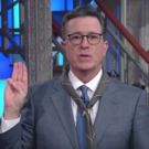 VIDEO: Stephen Colbert Reveals New Boy Scout Oath for the Trump Era Photo