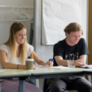 Photo Flash: In Rehearsal for MRS ORWELL at the Old Red Lion Theatre