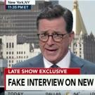 VIDEO: Stephen Colbert Mocks Trump Jr., Kellyanne Conway in Show Opener
