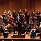 National Chorale Presents Carl Orff's 'Carmina Burana' and Leonard Bernstein's 'Chichester Psalms'