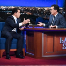 VIDEO: Anthony Scaramucci Says He'd Fire Steve Bannon & More on LATE SHOW Visit
