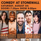 Chrissie Mayr Hosts Stonewall Inn Comedy Starring Nicky Paris, Oscar Aydin, Claudia Cogan and More