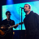 VIDEO: Liam Gallagher Performs 'Wall Of Glass' on LATE SHOW Photo