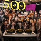 Photo Coverage: Me-Wow! CATS Celebrates 500 Performances on Broadway Photo
