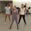 BWW TV: Step Into a Little Girl's Big Imagination in Rehearsal for Encores! REALLY RO Photo