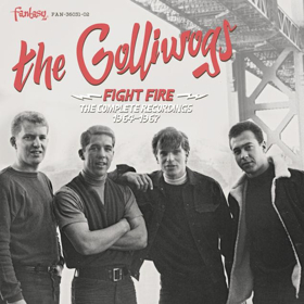 Craft Recordings To Release Creedence Precursor Band The Golliwogs' Fight Fire: The Complete Records 1964-1967