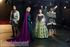 It's Coronation Day! Disney's FROZEN Pre-Broadway Engagement Opens Tonight in Denver