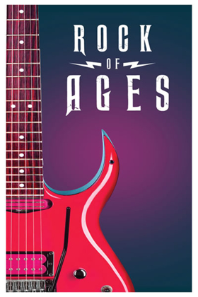 Stars to Give Audiences 'Nothin' but a Good Time' in ROCK OF AGES at Drury Lane; Cast Announced!