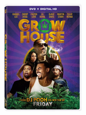 Stoner Comedy GROW HOUSE Arrives on DHD & DVD 9/26