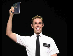Whats Worse Than Texting During a Show? BOOK OF MORMON Audience Member Wins the Prize