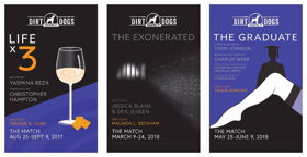 Dirt Dogs Theatre Co. Announces Second Season