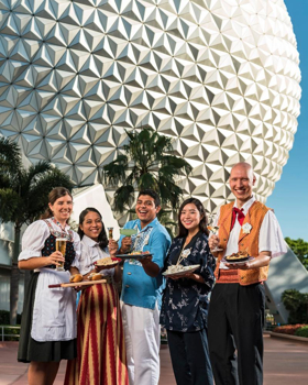 BWW Preview: 22nd EPCOT INTERNATIONAL FOOD & WINE FESTIVAL from 8/31 to 11/13
