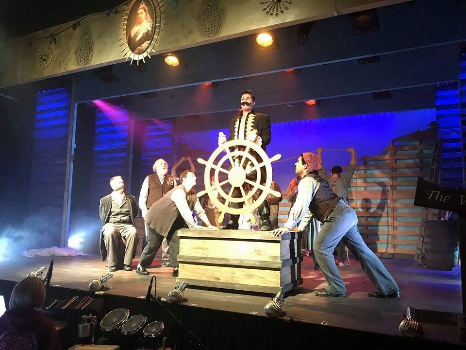 BWW Review: PETER AND THE STARCATCHER  Keystone Theatrics At The Allenberry