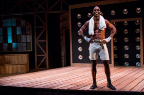BWW Review: The Tampa Bay Area Premiere of Marco Ramirez's THE ROYALE is a Knockout at American Stage