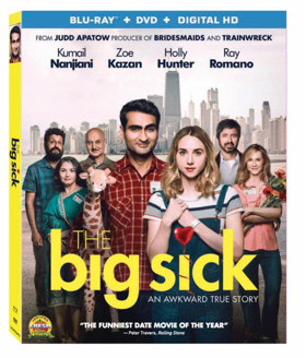 Rom-Com THE BICK SICK Now Available on Blu-ray, DVD & Digital HD