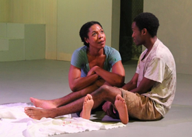 BWW Review: Emotional, Impressionistic I KILLED MY MOTHER at Spooky Action