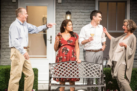 BWW Review: The New Play NATIVE GARDENS is a Comedy with a Conscience - Funny and Topical