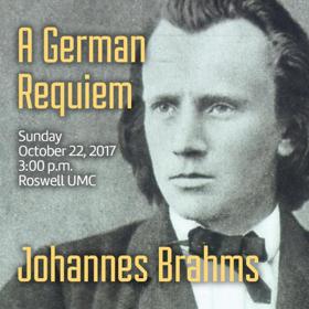 MOS Singers to Perform 'Brahms Requiem' this Month