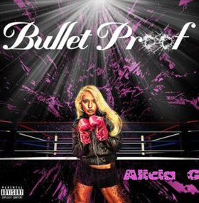 VIDEO: Alicia G Drops New Single 'Bulletproof'