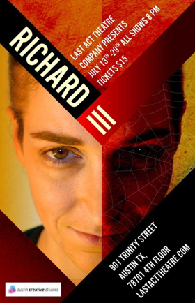 BWW Review: RICHARD III - Last Act Theatre's All Female Version Inspiring