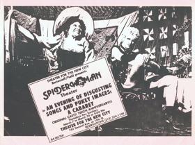 Spiderwoman's 40th Anniversary Celebration Held Tonight at La MaMa