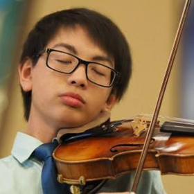 Hannah Goldstick and Samuel Xu to Open MusicaNova Orchestra's Young Artist Series
