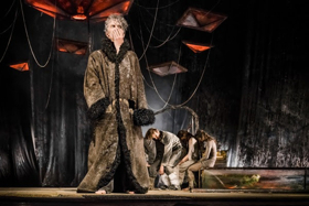 Physical Theater Virtuoso James Thierree Brings LA GRENOUILLE AVAIT RAISON to BAM Tonight