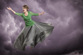 One-Woman Show YOU IN MIDAIR to Debut in Portland