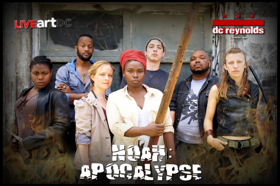 Audience Takes the Lead as LiveArtDC Presents NOAH: APOCALYPSE
