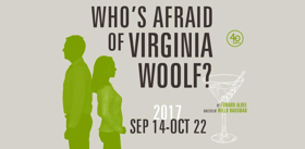 The Mendocino Theatre Company Presents Edward Albee's WHO'S AFRAID OF VIRGINIA WOOLF