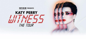 Katy Perry Adds Additional Australian Dates for WITNESS Tour