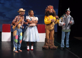Harlem Rep Extends THE WIZARD OF OZ Through December 16th