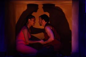 BWW Review: Triumphant AIDA Cast Slogs Through Tedious Sir Elton Score