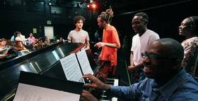 40 Local Students to Join Savion Glover for 'A COLTRANE STORY'