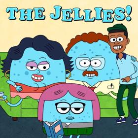 Meet The Jellies! 10/22 on Adult Swim