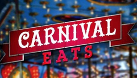 Cooking Channel Premieres All-New Season of CARNIVAL EATS 10/26