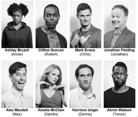 New Faces, New Flubs! THE PLAY THAT GOES WRONG to Welcome New Company This Fall