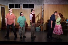 BWW Review: Throwing Back to LIFE COULD BE A DREAM at Winter Park Playhouse