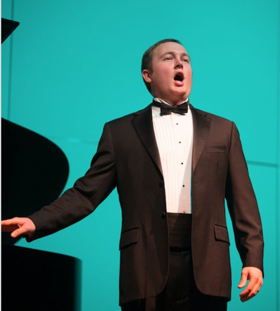Palm Springs Opera Guild Of The Deserts 34th Annual DOROTHY NOCITA VOCAL COMPETITION In December