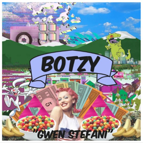BOTZY Highly-Anticipated Love Letter to GWEN STEFANI Out Today