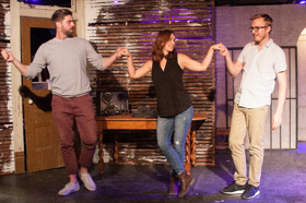 BWW Review: THE UNDERSTUDY Features a Trio of Stellar Performances