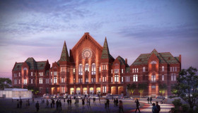 BWW Review: CINCINNATI'S MUSIC HALL RENOVATION