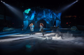 Cirque du Soleil Ventures Into Icy Territory with CRYSTAL in Chicago