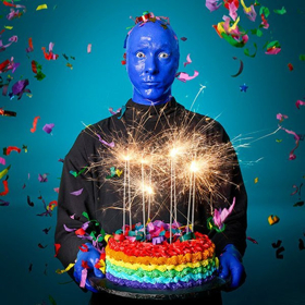 Blue Man Group to Celebrate 20 Years in Chicago with Special Birthday Performance