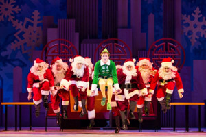 ELF THE MUSICAL Will Return to Spread Christmas Cheer at Madison Square Garden