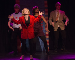 Performances Begin Tonight for ME THE PEOPLE: THE TRUMP AMERICA MUSICAL at The Triad Theater